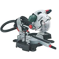 Metabo KGS254P 240V Double Bevel Mitre Saw