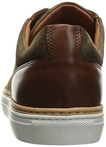 Kenneth Cole Prem-Ium, Baskets Basses Homme Marron (Brown Combo 215)
