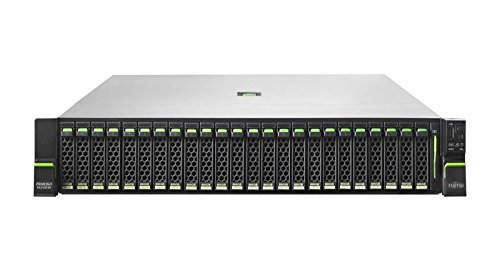FUJITSU PRIMERGY RX2540 M2 Xeon E5-2620V4 1x16GB RG 2400 w/o LFF HDD DVD-RW 4X1GB IF CARD RMK LV 1xSV hp 450W 3J VOS