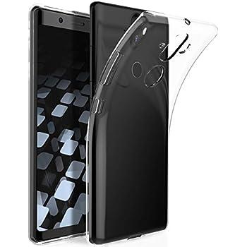 Cover Nokia 8 sirocco, KuGi Custodia Trasparente Silicone Cover Morbida TPU Caso, Anti Scivolo& Anti-urto Case per Nokia 8 sirocco