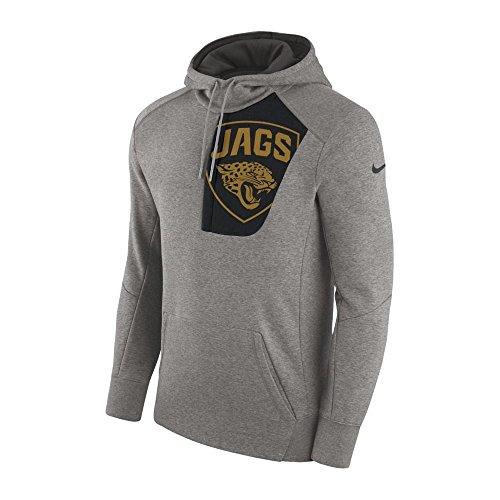 Nike NFL Jacksonville Jaguars Fly Fleece CD PO Hoodie
