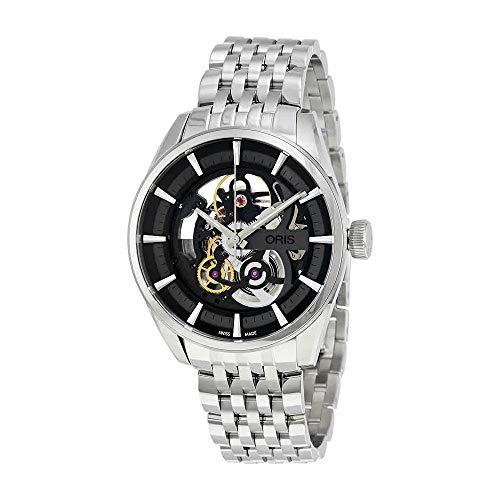 Oris Artix Black Dial Stainless Steel Men's Watch 73477144054MBXG (Ceritifed Refurbished)