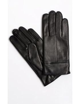 Roeckl KLASSIKER BASIC Lederhandschuhe in Schwarz