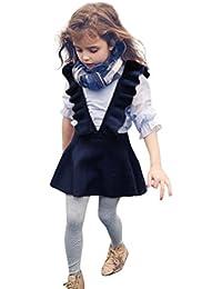 Amazon.it  uncinetto bambini - Abiti   Bambine e ragazze  Abbigliamento 9772c031b33