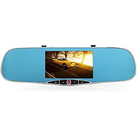 Car Video Recorder 158 ° Vista Angelo DVR Dash Videocamera 4 strati obiettivo che assicura Marvelous versione di notte
