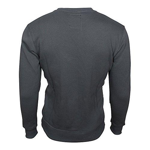 Alpha Industries Herren Oberteile / Pullover Basic Grau