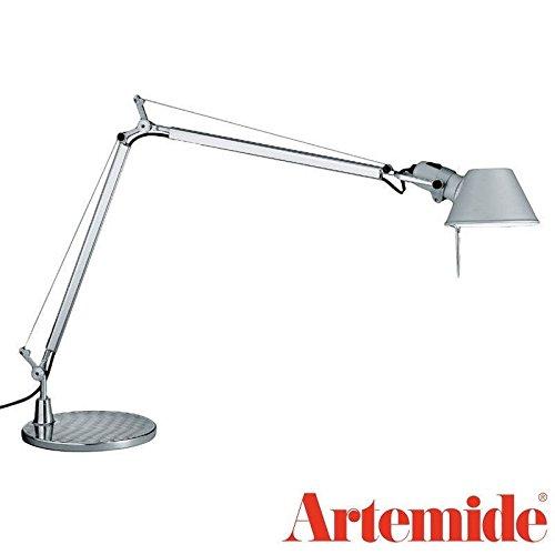 Artemide - Tolomeo - Lampe de table à LED, base 23 cm, A004800, 10 W, 3 000 K, 480 lm