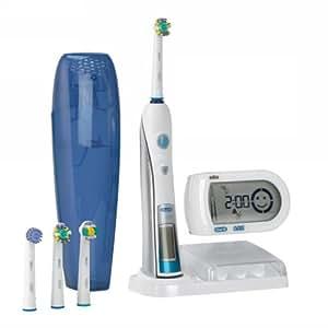 braun oral b triumph 5000 premium electric toothbrush. Black Bedroom Furniture Sets. Home Design Ideas