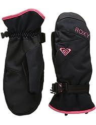 Roxy Jetty Solid moufle Mujer True Black Fr: S (talla del fabricante: S)