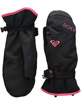 Roxy Jetty Solid moufle Mujer True Black Fr: XL (talla fabricante: XL)