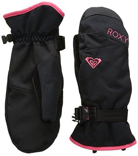 Roxy-Jetty Solid Muffole da donna, colore: nero, taglia: M (taglia del produttore: M)