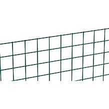 GAH-Alberts 614515 Schweißgitter, grün, 1000 mm Höhe,5 m Rolle, 12,7 x 12,7 mm Maschenweite