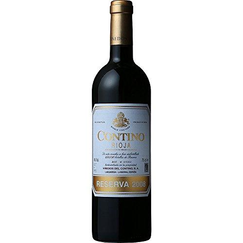 Contino - Vino tinto Rioja, reservas 2007/2010