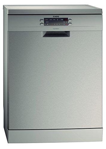 AEG-Electrolux FAVORIT F66702M0P Geschirrspüler/A++/270 kWh/Jahr/15 MGD/3080 Liter/Jahr/Perfekte Reinigung und optimale Glaspflege