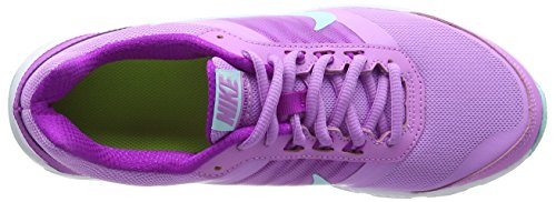 Nike Wmns Air Relentless 5, Chaussures de Sport Femme, X-Large rose (Fuchsia Glow/Copa-Vivid Purple-White-Volt)