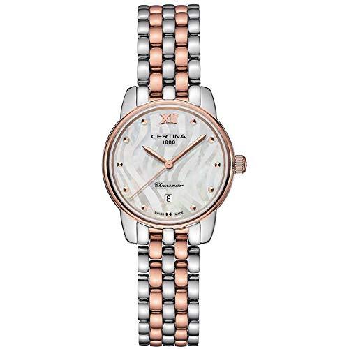 Certina DS-8 Reloj de Mujer Cuarzo 27.5mm analógico C033.051.22.118.00