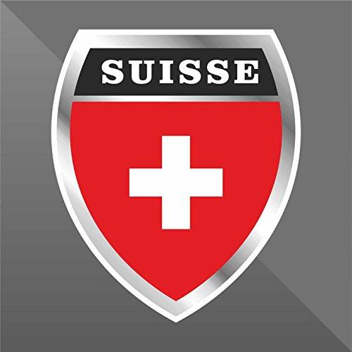 erreinge Sticker Svizzera Switzerland Suisse Suiza Schweiz - Decal Cars Motorcycles Helmet Wall Camper Bike Adesivo Adhesive Autocollant Pegatina Aufkleber - cm 10
