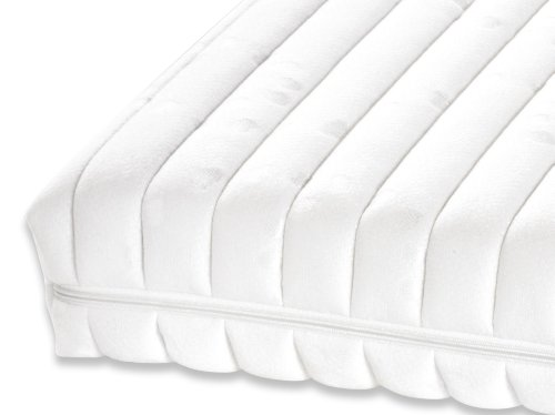 *Badenia Bettcomfort Kindermatratze Irisette Junior, 60 x 120 cm, weiß*