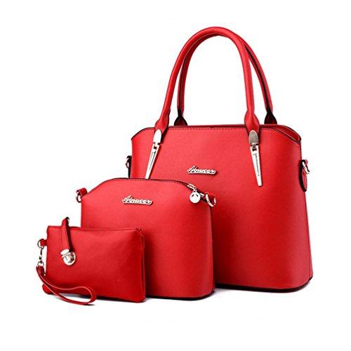 XibeiTrade - Sacchetto Ragazza donna Red