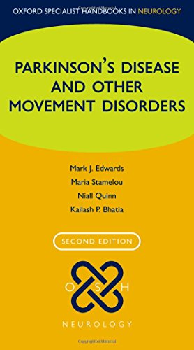Parkinson's Disease and other Movement Disorders (Oxford Specialist Handbooks in Neurology) por Mark J Edwards