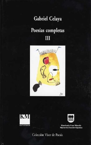 Poesías completas III