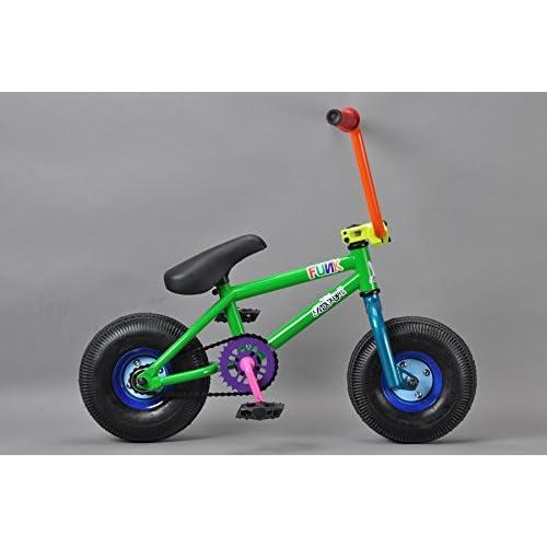 41zBjhQrfrL. SS500  - Rocker BMX Mini BMX Bike iROK+ FUNK RKR