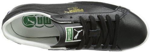Puma Match Vulc, Chaussures de ville homme Noir (Black/Monaco Blue)