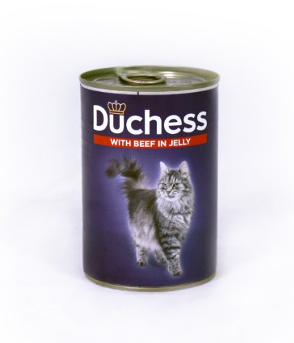 Duchess Complete Meat Selection in Jelly Wet Cat Food, 12 x 400 g 3