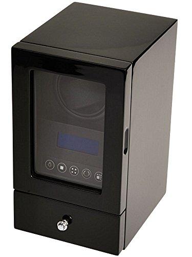 automatic-watch-winder-with-jewellery-draw-black-high-gross-finish-black-pu-interior
