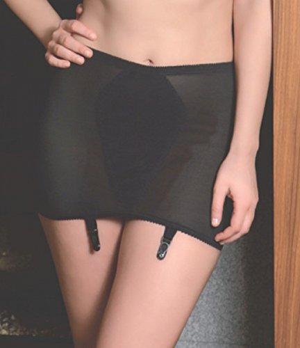 FORMAT Hüftgürtel lang, Farbe schwarz, 100