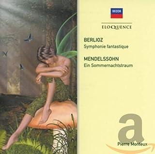 Berlioz: Symphonie Fantastique. Mendelssohn: A Midsummer Nights Dream by Pierre Monteux (B00VA1RZBA)   Amazon price tracker / tracking, Amazon price history charts, Amazon price watches, Amazon price drop alerts