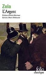 L'Argent de Emile Zola