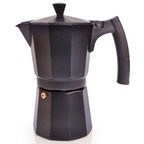 Cafetera moka Iris Java 6 tazas 2526-A