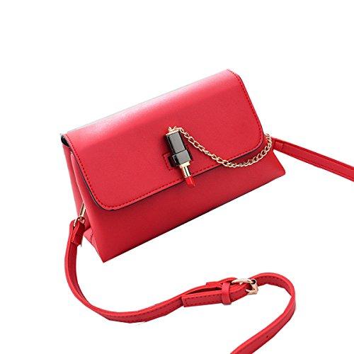 Yy.f Nuovo Piccolo Signora Elegante Borse A Tracolla Mini Messenger Bag Afflusso Di Donne 3 Colori Borse Estrinseca La Moda Black
