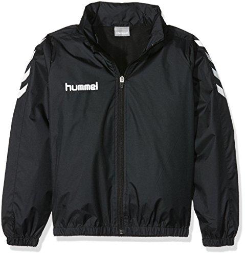 Hummel Jungen Jacke Core Spray Jacket, Black, 164-176, 80-822-2001
