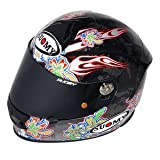 Suomy KSSR0002.3 Casco Moto, Multicolore, S