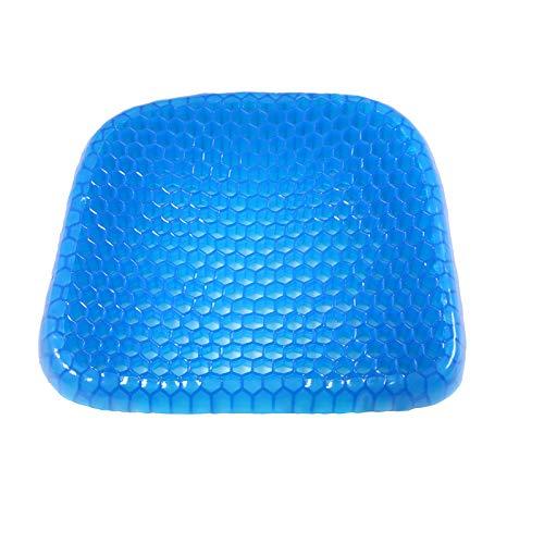 Bright Love Pain Relief Seat Cuscino Sedile Supporto Traspirante Assorbe Punti di Pressione per La Coda Ossea E Mal di Schiena Design Nido d'Ape Si Adatta A Tutti