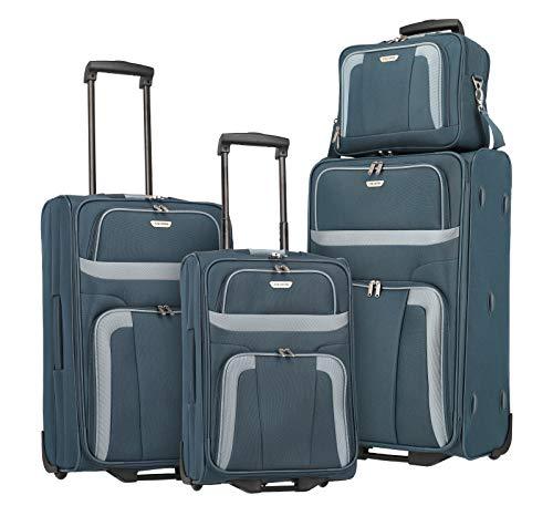 Travelite Valigie 98480-20 Blu 19 L
