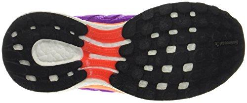 adidas Supernova Glide 8W, Scarpe da Corsa Donna Porpora (Pursho / Pursho / Rojsol)