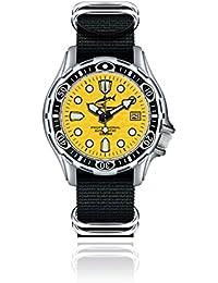 Chris Benz Deep 500m Automatik CB-500A-Y-NBS Automatic Mens Watch Diving Watch