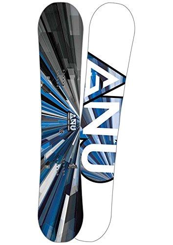 Freestyle Snowboard para hombre gnu Asym Carbon Credit BTX 1532018