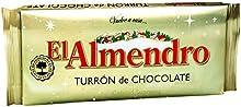 El Almendro - Turrón Chocolate Crujiente, 285 g