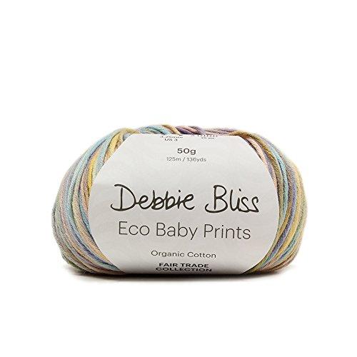 Debbie Bliss Eco Baby Yarn, Meadow