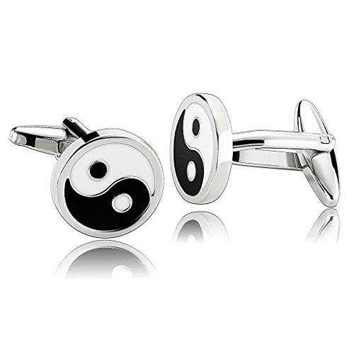 epinki-men-stainless-steel-chinese-tai-chi-symbol-yin-yang-black-white-stylish-modern-cufflinks