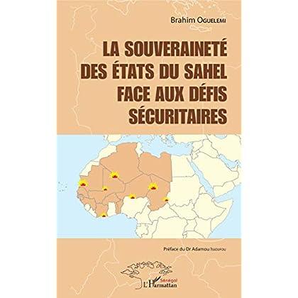 La souveraineté des états du Sahel face aux défis sécuritaires (Harmattan Sénégal)