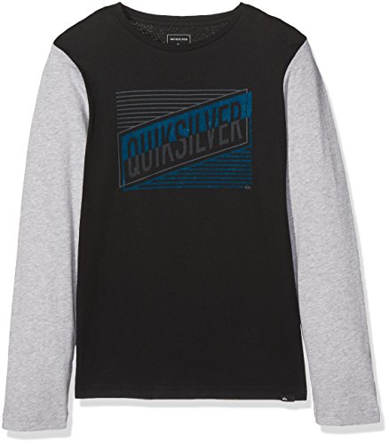 Quiksilver Boys' Colorblock Port Roca T-Shirt
