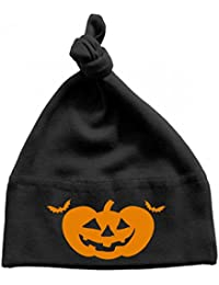 Mikalino Baby Mütze Halloween Kürbis