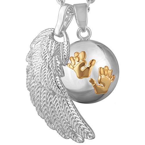Gold Glockenspiel ( Bola Schwangerschaft Glocke Anhänger Harmony Ball