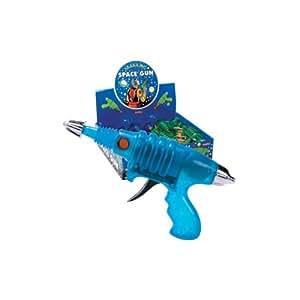 Space Sparking Gun Toy blue