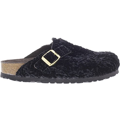 Birkenstock Woman Boston Persian Sandal Black *